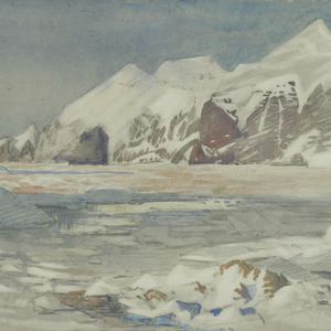The coast of Elephant Island