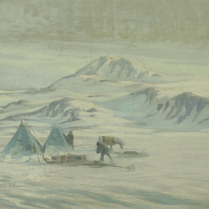 Mt. F.L. Smith, 6367 ft., Antarctic regions