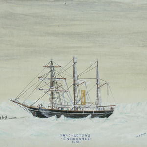 Shackleton's Endurance, 1915
