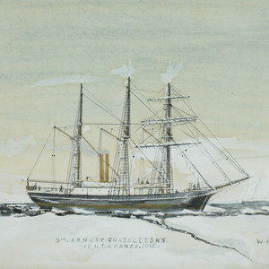 Sir Ernest Shackleton's Endurance, 1915