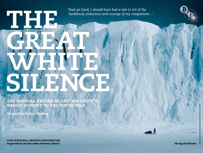 The Great White Silence