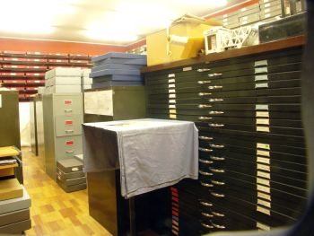 The archive before