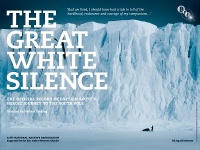 Poster: The Great White Silence