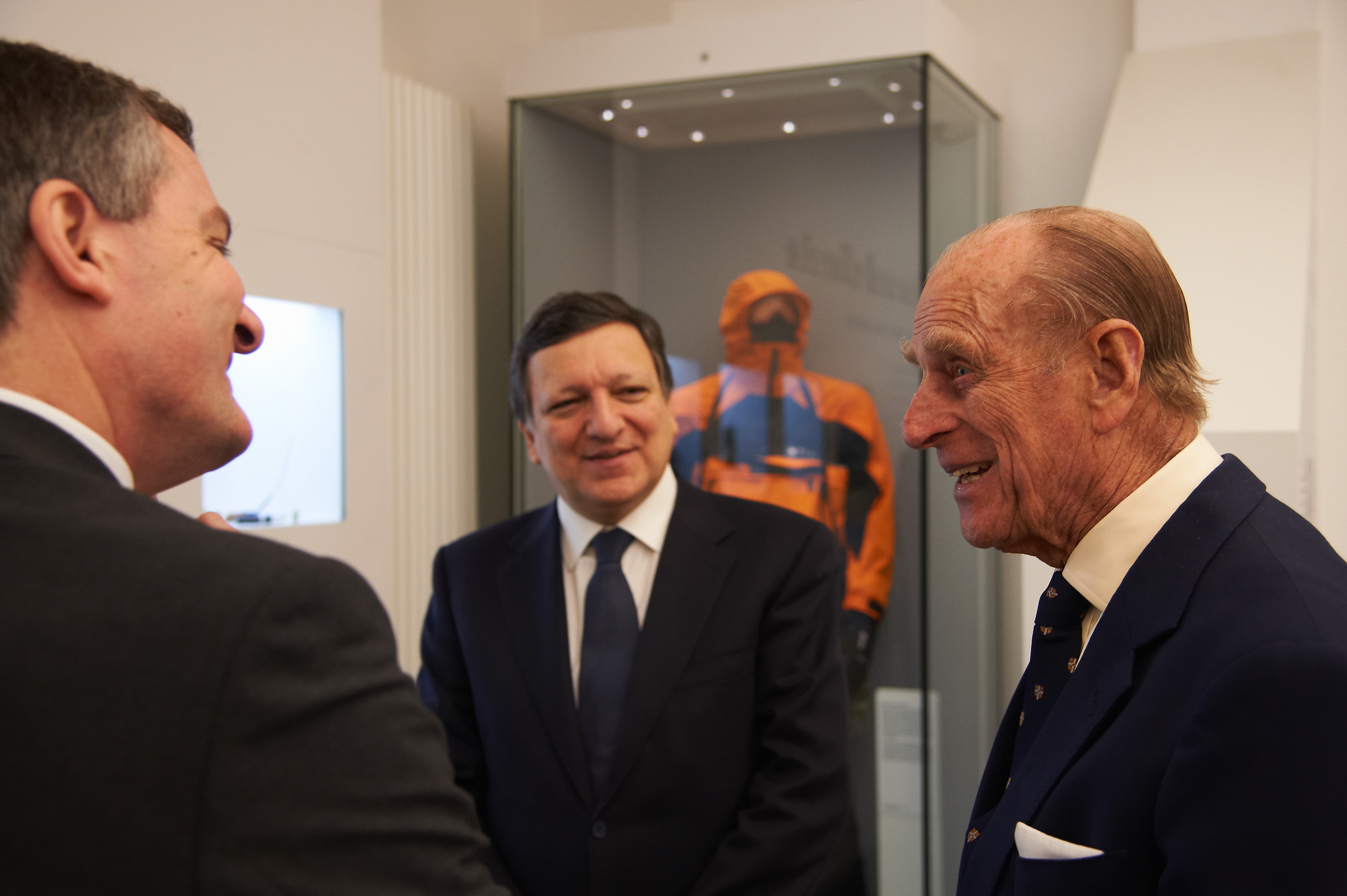 Chancellor and Mr Barroso