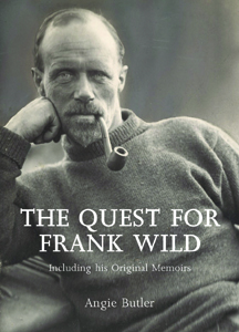 Quest for Frank Wild Book Cover