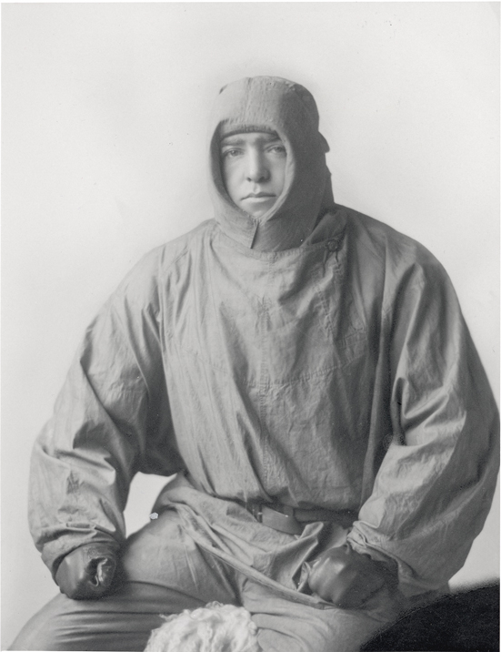 Studio Portrait of Shackleton SPRI P99/40