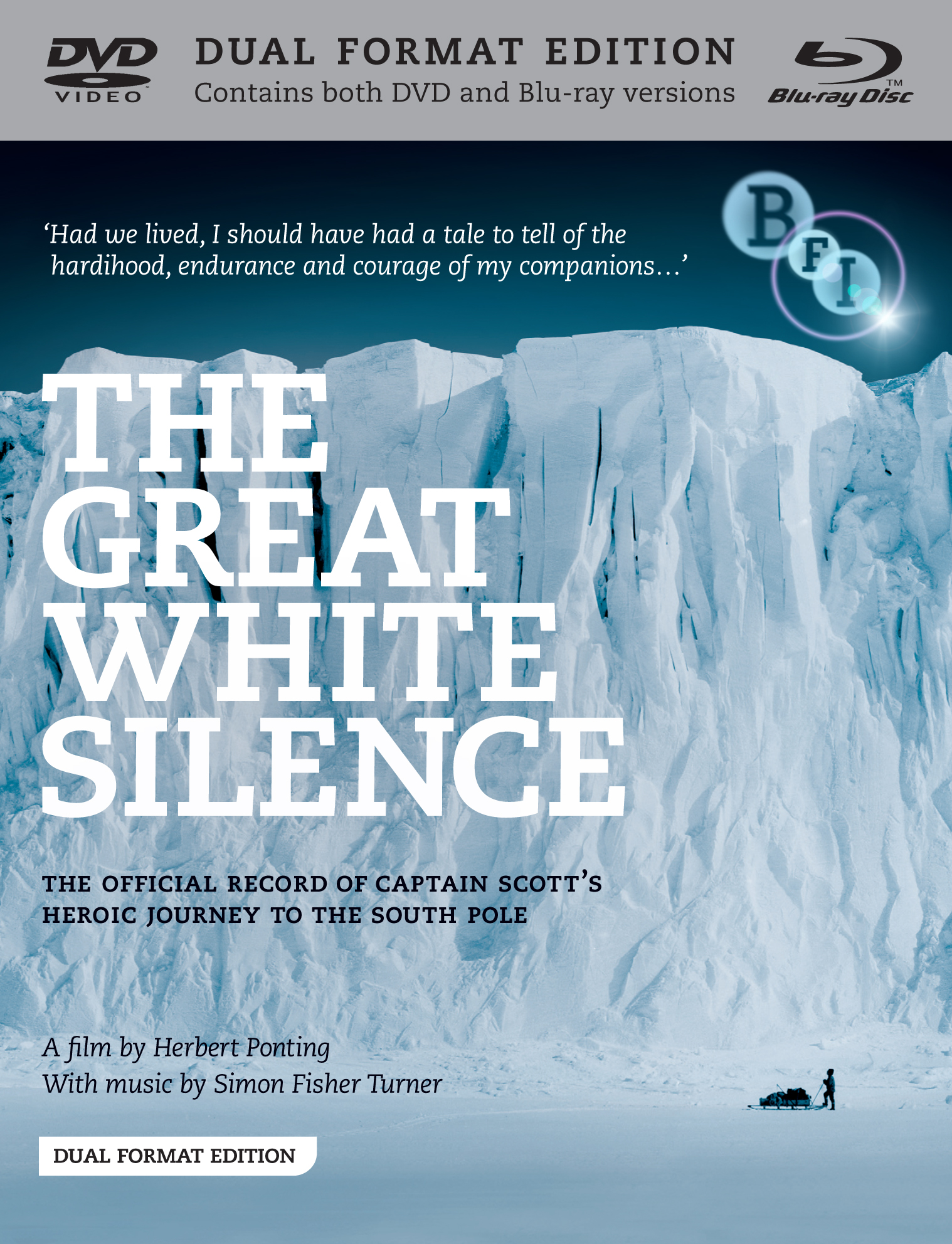 Great White Silence blurb