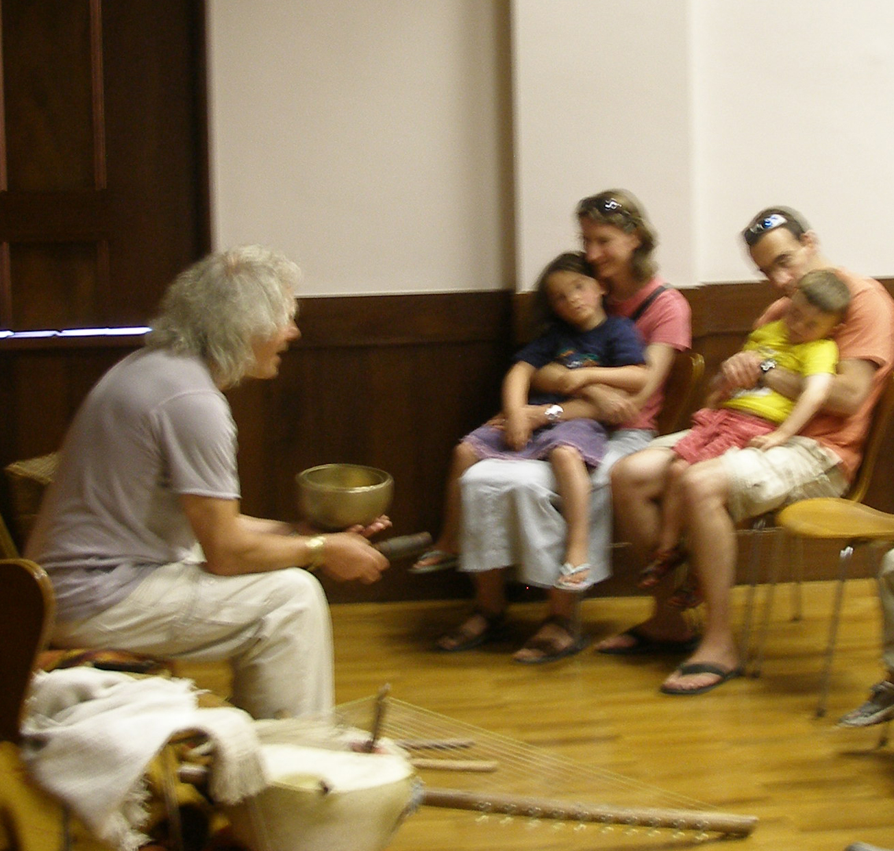 Storytelling at the Polar Museum