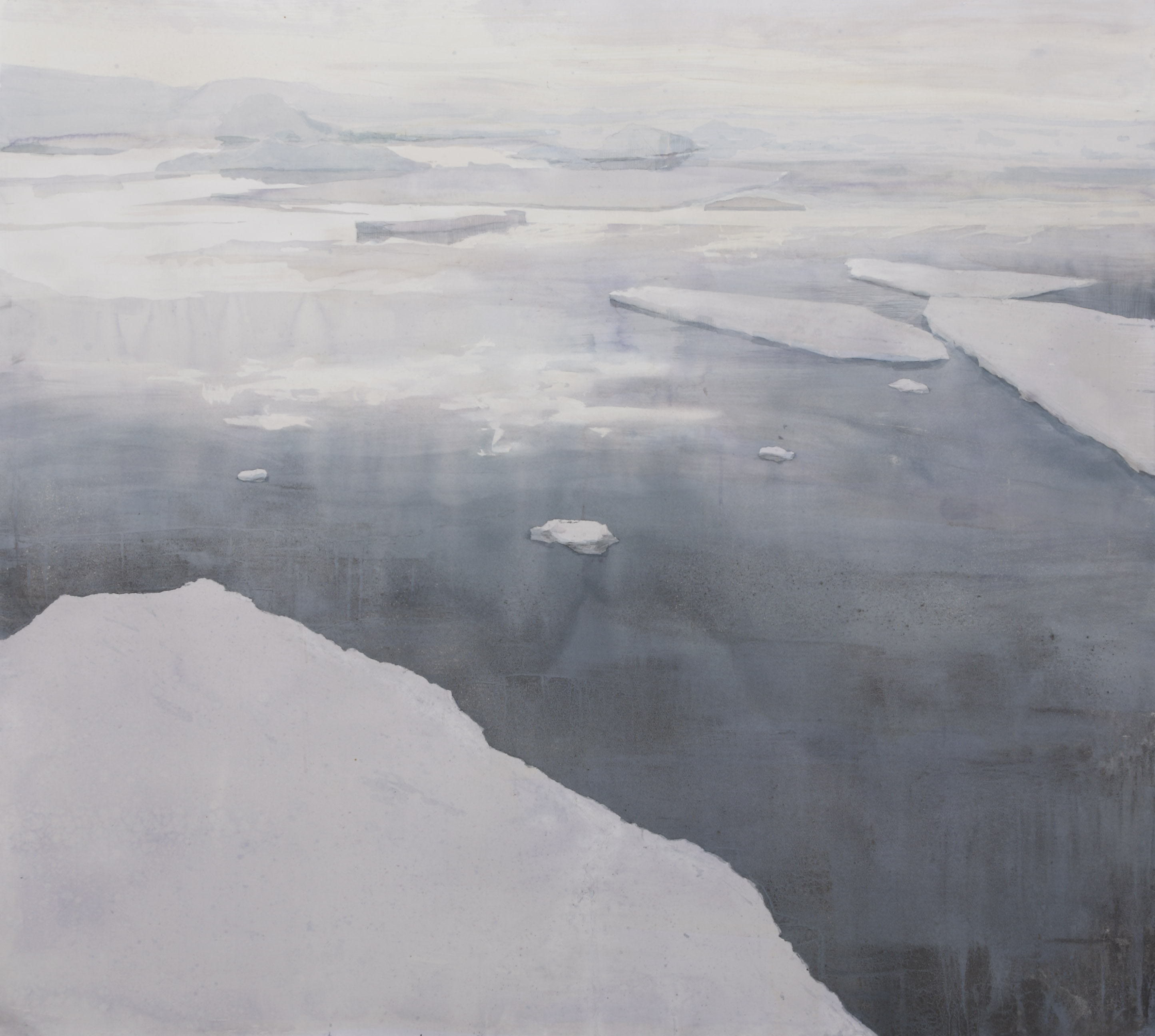 Emma Stibbon, Sea ice