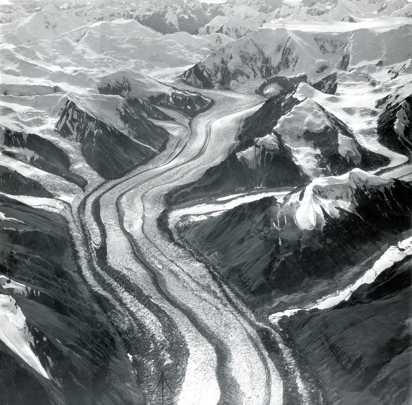 Nesham Glacier