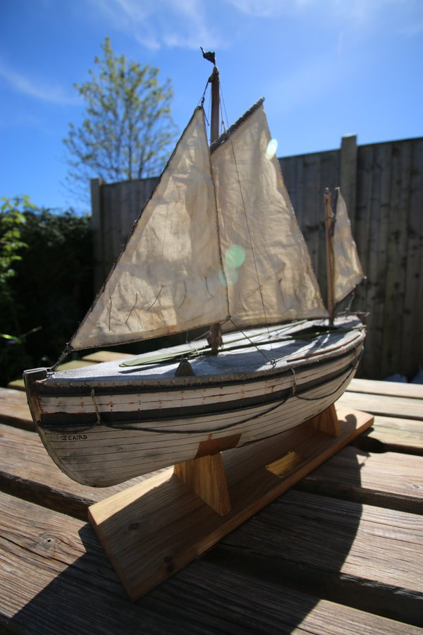James Caird model by Seb Coulthard