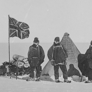 British Antarctic Expedition 1907-09 (Nimrod)