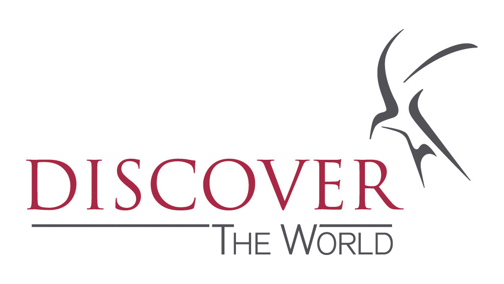 Discover the World logo